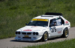Hillclimb Reitnau Royalty Free Stock Photo