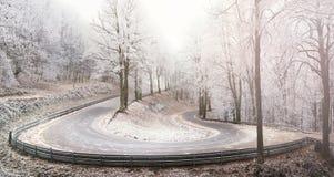 hillclimbing Ecce的拉人, Sternberk,捷克 图库摄影