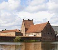 Hillerod, denmark: frederiksborg castle Stock Image