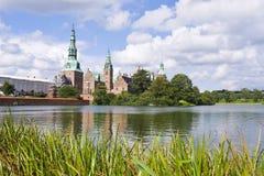 Hillerod, denmark: fredriksborg castle Stock Photos