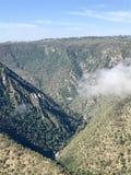 Hillgrove, het landschap van Australië Stock Afbeeldingen