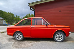 Hillman Imp Royalty Free Stock Photography