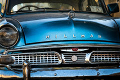 Hillman restaurado Fotos de archivo libres de regalías