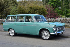 1963 Hillman Super Minx Landgoedauto Royalty-vrije Stock Afbeelding