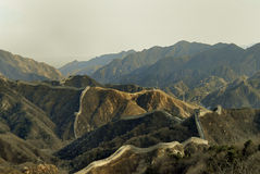 Hills of badalin 3 Stock Image