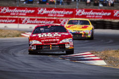 The #23 Hills Brothers Coffee, Dodge Intrepid during 2002 season. Stock Photography