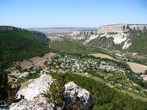 Hills, Crimea Stock Images