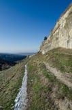 Hills in Crimea near Bakhchisarai Crimea Stock Images