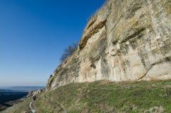 Hills in Crimea near Bakhchisarai Crimea Stock Photo