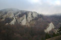 Hills in Crimea (Ukraine) Stock Photo