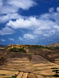 Hills of Gozo Royalty Free Stock Image