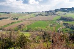 Hills of Imola Stock Photos
