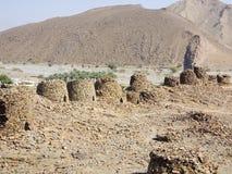 Hills of Jabal Shams Stock Photography