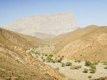Hills of Jabal Shams Royalty Free Stock Images