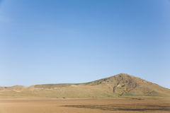 Hills Landscape Stock Image