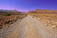 Hills of Samaria Stock Photos