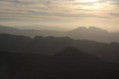 Hills of San Marino Stock Image