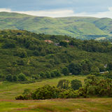Hills in Scotland Royalty Free Stock Images