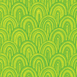 Hills seamless pattern Stock Images