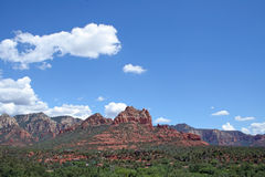 Hills of Sedona II Royalty Free Stock Image