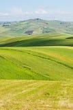 Hills of Sicily Stock Photo