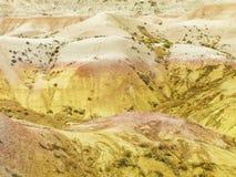 Hills in the South Dakota Badlands Royalty Free Stock Image