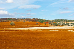 Hills of Spain Royalty Free Stock Images