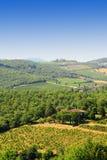 Hills Of Tuscany Stock Image