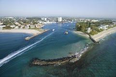 Hillsboro Bay, Flordia. royalty free stock photo