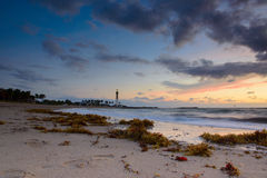 Hillsboro inlet lighthouse Royalty Free Stock Photo