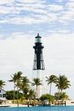 Hillsboro latarnia morska Zdjęcie Royalty Free