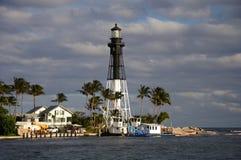 Hillsboro Lighthouse Stock Image