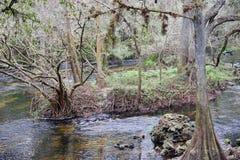 Hillsborough-Flusspark Stockfotografie