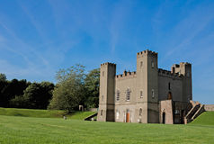 Hillsborough fort Zdjęcie Royalty Free