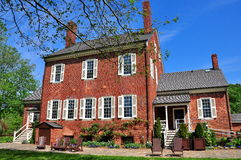 Hillsborough, NC: 1815 Ayr Mount Plantation Royalty Free Stock Photos