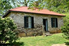 Hillsborough, NC: 1821 Burwell School for Women Royalty Free Stock Photography