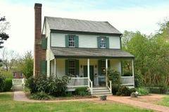Hillsborough, NC: Casa 1790 de Dixon Foto de archivo