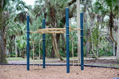 Hillsborough river park Royalty Free Stock Image