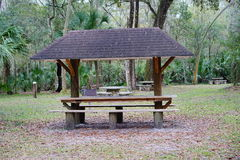 Hillsborough river park Stock Photography