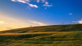 hillside Immagine Stock