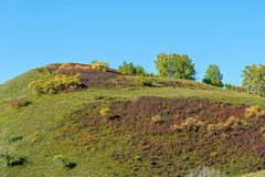 hillside Royalty Free Stock Photo