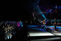 Hillsong United Royalty Free Stock Images