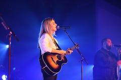 Hillsong Worship performing in Saint Louis Missouri on April 10t Royalty Free Stock Photos