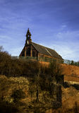 Hilltop church stockport Stock Images