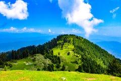 Hilltop. Mukhshpuri hilltop landscape heavenonearth canon Stock Photos