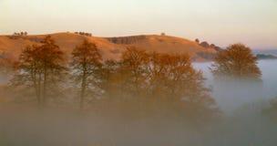 hilltops Immagini Stock Libere da Diritti