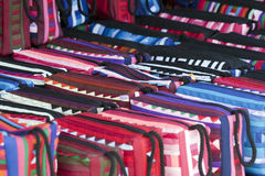 Hilltribe Beutel, Thailand Lizenzfreies Stockfoto