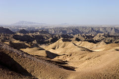 Hilly desert in Central Namibia Stock Photography