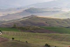 hilly krajobrazu Fotografia Stock