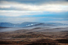 Rannoch moor Royalty Free Stock Photography
